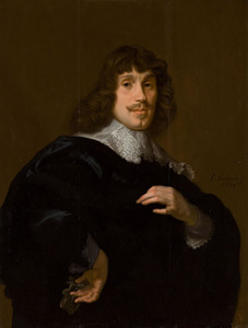 Portret van Jacob Bicker (1612-1676)