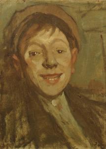 Portret van Kobus Scheffer