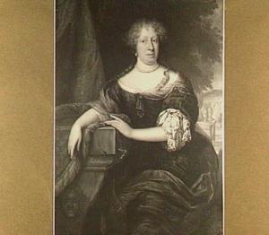Portret van Anna van Nes (1625-....)
