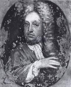 Portret van waarschijnlijk Ulbo van Sixma van Andla (1673- )