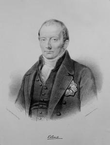 Portret van Cornelis Theodorus Elout (1767-1841)