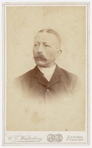 Portret van Hendrik Cornelis Johannes Barchman Wuytiers (1843-1898)