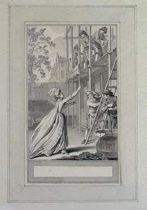 Illustratie bij 'Het hospitaal' uit de Fabelen en vertelsels van F.C. Gellert