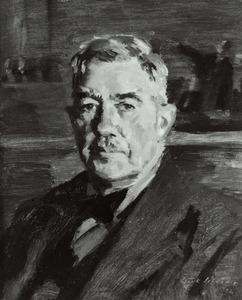 Portret van Daniel George van Beuningen (1877-1955)