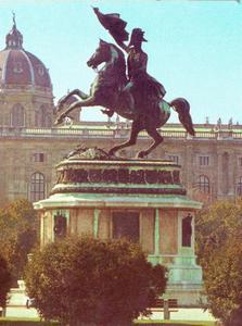 Monument voor Aartshertog Karel