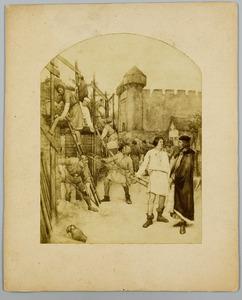 De stichting van 's-Hertogenbosch in 1185