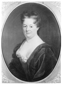 Portret van Heilwich Charlotte van Lynden (1661-1728)