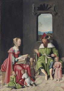 De familie van Maria Cleophas en Alpheus