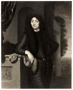 Portret van Floris Carel Graaf van Beyeren Schagen ( -1699)