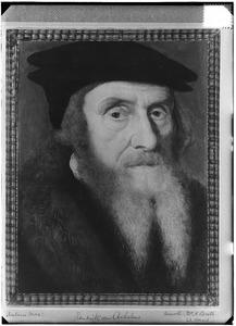 Portret van Hendrik van Achelen (-1562)