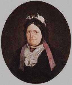 Portret van Elisabeth Hester van Dieden (1805-1887)