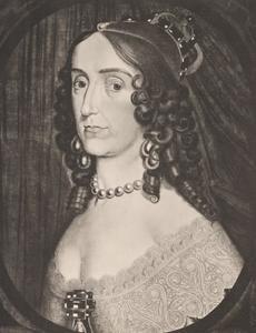 Portret van Elizabeth Stuart 'de Winterkoningin' (1596-1662)