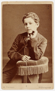Portret van H. Smissaert