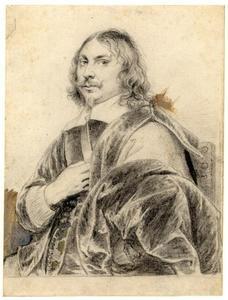 Portret van Jan Davidsz. de Heem (1606-....)
