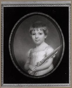 Portret van Jacobus Alexander Enschedé (1818-1857)