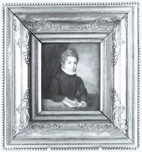 Portret van Johan Adriaan Repelaer (1824-1878)