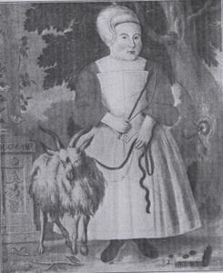 Portret van Jan Annes Huidekoper (1698-1746)