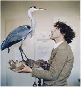 Portret van Peter Vos (1935-2010)