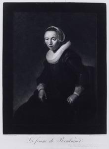 'La femme de Rembrandt'