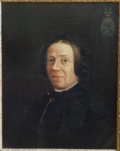 Portret van Geradina Maria Leonarda Jongkindt Coninck (1836-1899)