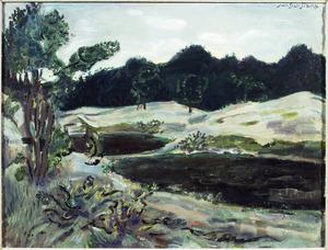 Landschap bij Tienhoven