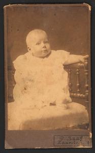 Portret van Griet Doesburg