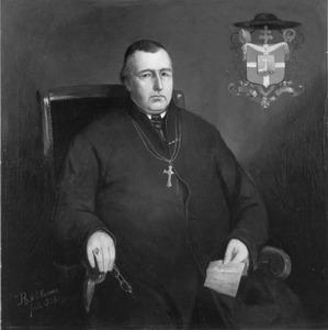 Portret van Johannes Zwijsen (1794-1877)