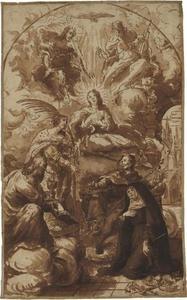 Heiligen voor de Heilige Drievuldigheid