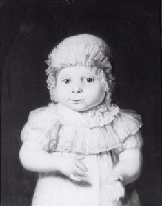 Portret van Izeke N.N.