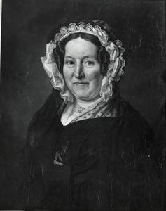 Portret van Maria van der Mersch (1817-1887)