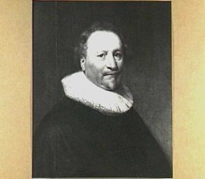 Portret van een man, mogelijk Jan Doublet (1580-1650)