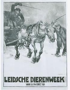 Leidsche Dierenweek van 6-14 Dec. '19