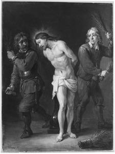 De vijftien mysteriën van de rozenkrans: de geseling van Christus