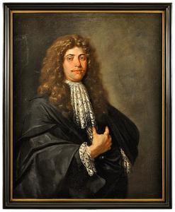 Portret van Joachim Merian (1635-1701)