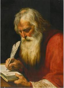 De heilige Hiëronymus
