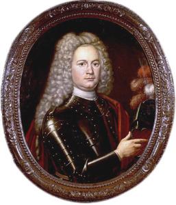 Portret van Willem Alberda (1672-1716), echtgenoot van Lea Aldringa