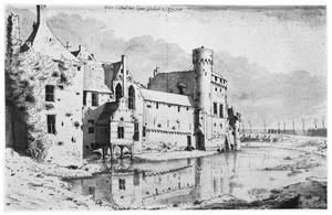 Het kasteel van Grave