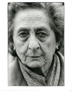Portret van Pearl Perlmuter