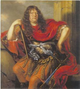 Portret van baron Lorenz von der Linde (1610-1670)