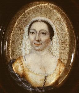 Portret van Cornelia Johanna van Royen (1684-1749)