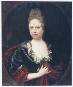 Portret van Anna Emmius (1661-1716)