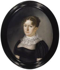 Portret van Copia Johanna van Bolhuis (1785-1821)