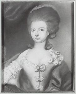 Portret van Clasina Geertrui Maria Jacobi (1742-1812)