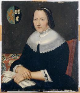 Portret van Rensburg van der Goes (...-1655)