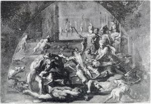 Vervolging der Christenen onder keizer Nero