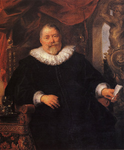 Portret van Johan Wierts (?-?)