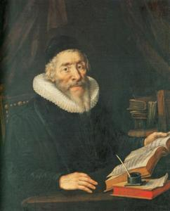 Portret van Severin Schlüter (1571-1648)