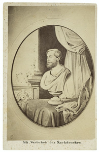 Portret van Jan Derck Adolph van Rechteren (1835-1863)