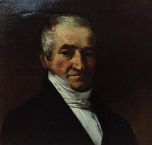Portret van mogelijk Cornelis Steffelaar (1797-1861)