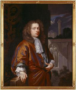 Portret van Raymond Wolters (1653-1684)